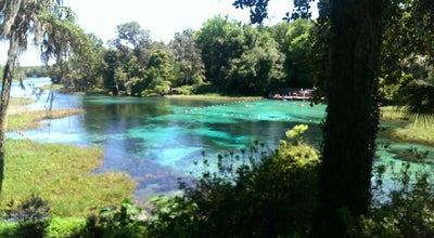 Photo of Park Rainbow Springs State Park at 19158 Sw 81st Place Rd, Dunnellon, FL 34432, United States