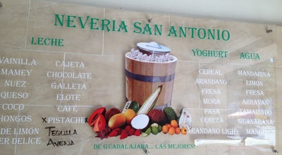 Photo of Ice Cream Shop Neveria San Antonio at Lazaro Perez 1412, Guadalajara 44190, Mexico