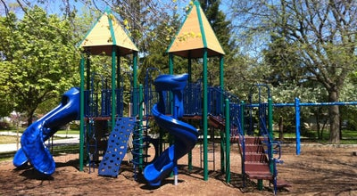 Photo of Playground Ladendorf Park at 2541 Harrison St, Glenview, IL 60025, United States