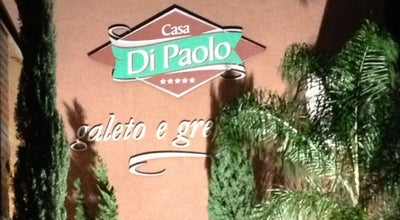 Photo of Italian Restaurant Casa Di Paolo at Rua Os 18 Do Forte, 454, Caxias do Sul 95020-471, Brazil
