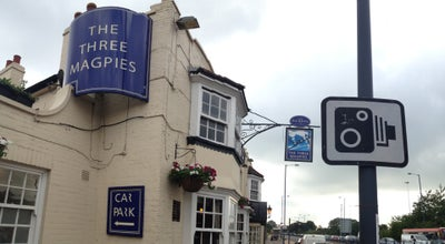 Photo of Pub The Three Magpies at Bath Rd, Heathrow TW6 2AU, United Kingdom