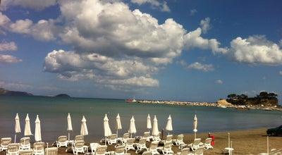 Photo of Lounge Beach Bar Oasis at Limanaki, Laganas, Greece