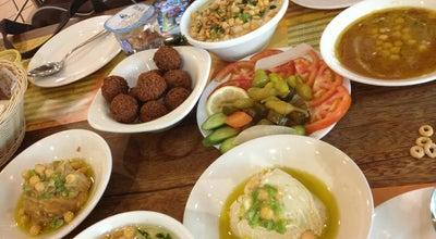 Photo of Falafel Restaurant Abu Jbara | أبوجبارة at 189 Al Madeneh Al Monawra St., Amman, Jordan