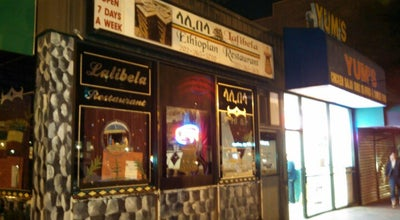 Photo of Ethiopian Restaurant Lalibela at 1415 14th St Nw, Washington, DC 20005, United States