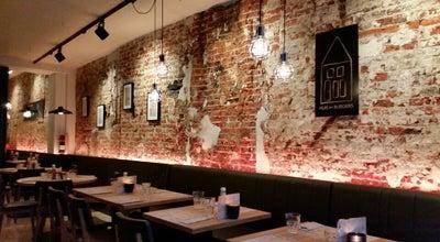 Photo of American Restaurant Huis Der Burgers at Tiensestraat 26, Leuven 3000, Belgium