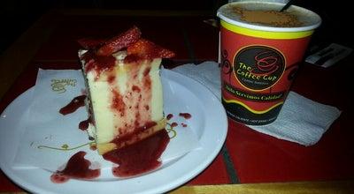 Photo of Cafe The Coffee Cup at Plaza Masferrer, San Salvador, El Salvador