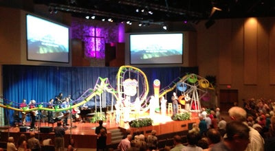 Photo of Church Crossroads Baptist Church at 5000 College Park Dr, The Woodlands, TX 77384, United States
