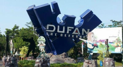 Photo of Theme Park Dunia Fantasi (DUFAN) at Taman Impian Jaya Ancol, Jakarta Utara 14430, Indonesia