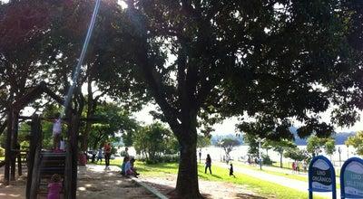 Photo of Playground Parque da Cidade - Parquinho de Areia at Brazil