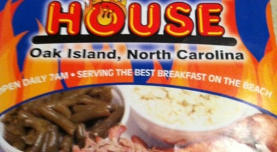 Photo of BBQ Joint Bar-B-Que House at 5002 E Oak Island Dr, Oak Island, NC 28465, United States