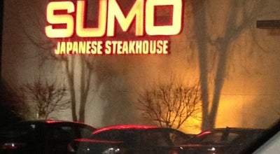 Photo of Japanese Restaurant Sumo Japanese Steakhouse & Sushi at 151 Main St, Hoover, AL 35244, United States