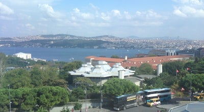 Photo of Roof Deck Ceylan Intercontinental Club Lounge Level16 at Turkey