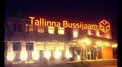 Photo of Bus Station Tallinna Bussijaam at Lastekodu 46, Tallinn 10144, Estonia
