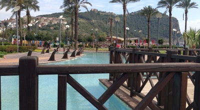 Photo of Park Damlataş Parkı at Alanya, Turkey