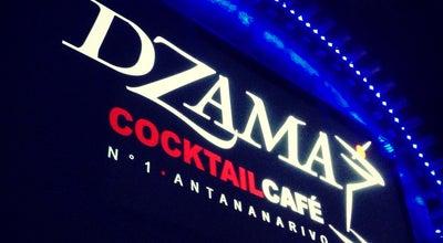 Photo of Cocktail Bar Dzama Cocktail  Café at Madagascar