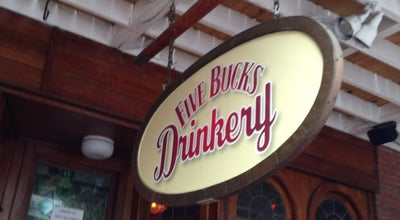 Photo of Bar Five Bucks Drinkery at 247 Central Ave, Saint Petersburg, FL 33701, United States
