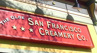 Photo of Ice Cream Shop San Francisco Creamery Co. at 1370 Locust St, Walnut Creek, CA 94596, United States