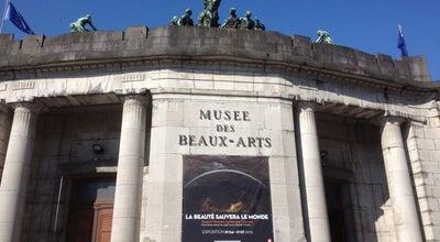 Photo of Art Museum Musee des Beaux-Arts de Tournai at Tournai, Belgium