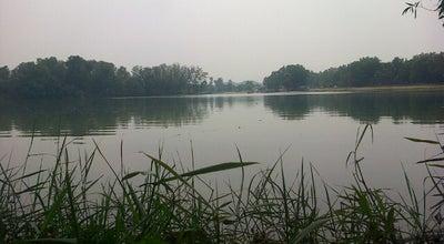 Photo of Lake Blue Lake at Malaysia