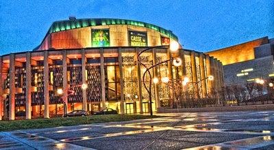 Photo of Performing Arts Venue Place des Arts at 175 Rue Sainte-catherine Ouest, Montréal, QC H2X 1Z8, Canada
