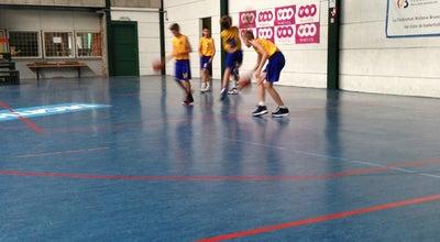 Photo of Basketball Court BC Alleur at Rue Monfort, Ans, Belgium