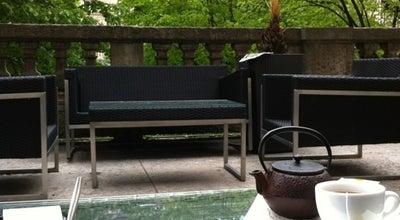 Photo of Tea Room Les Terrasses Saint Pierre at 20 Place Des Terreaux, Lyon 69001, France