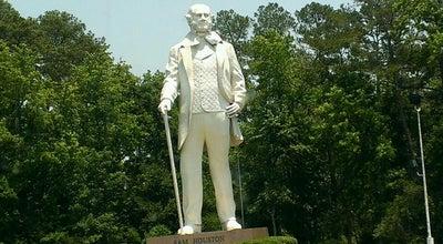 Photo of Historic Site Sam Houston Statue at Huntsville, TX 77340, United States