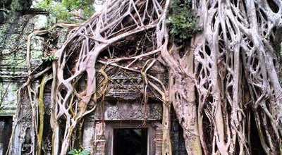 Photo of Historic Site Ta Prohm at Petit Circuit Rd., Siem Reap, Cambodia