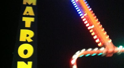 Photo of Theme Park Slingshot and Vomatron at Indy Speedway at 8762 Thomas Dr, Panama City Beach, FL 32408, United States