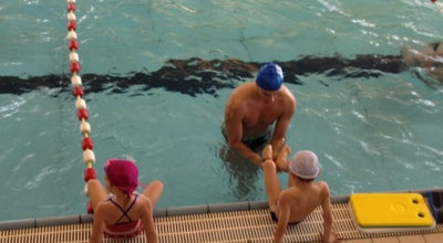 Photo of Pool Olympisch Zwembad Louis Namêche Piscine Olympique at Rue Van Kalckstraat 93, Molenbeek 1080, Belgium