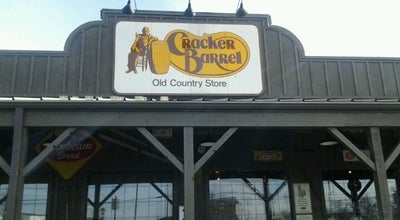 Photo of American Restaurant Cracker Barrel Old Country Store at 30750 Little Mack Road I-94 & Little Mack Ave., Exit 232, Roseville, MI 48066, United States