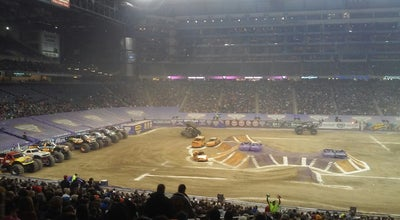 Photo of Racetrack Monster Jam at United States