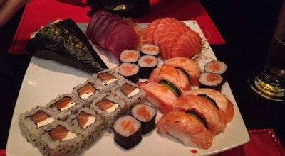 Photo of Sushi Restaurant Tei-Gi Comida Japonesa at R. Almirante Barroso, 41, Criciúma 88802-210, Brazil