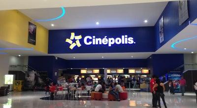 Photo of Movie Theater Cinépolis at Circuito Interior Carlos Pellicer Cámara No. 1020, Villahermosa, Tab. 86029, Mexico