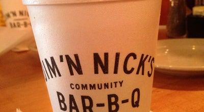 Photo of BBQ Joint Jim 'N Nick's Bar-B-Q at 436 N Thompson Ln, Murfreesboro, TN 37129, United States