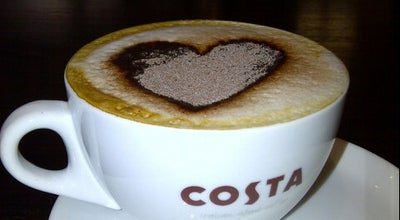 Photo of Coffee Shop Costa Coffee at Town Center, Barnsley, United Kingdom