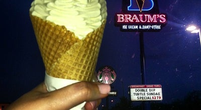 Photo of Ice Cream Shop Braum's Ice Cream & Dairy Stores at 4735 N Kickapoo Ave, Shawnee, OK 74804, United States