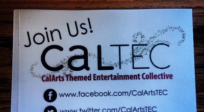 Photo of Coffee Shop Tatum Lounge (CalArts) at 24700 Mcbean Pkwy, Valencia, CA 91355, United States