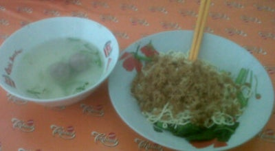 Photo of Asian Restaurant Mie Ayam Lampung at Jl. Ahmad Yani, Cikampek, Karawang 41374, Indonesia