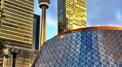 Photo of Concert Hall Roy Thomson Hall at 60 Simcoe St, Toronto, ON M5J 2H5, Canada