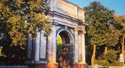 Photo of Monument / Landmark Орловские ворота at Парковая Ул., Пушкин, Russia