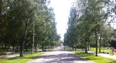 Photo of Park Kupittaanpuisto at Kupittaankatu, Turku 20520, Finland