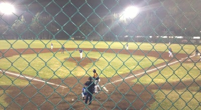 Photo of Baseball Stadium Liga Tranviarios at Municipio Libres Sn, Iztapalapa, DF 09460, Mexico
