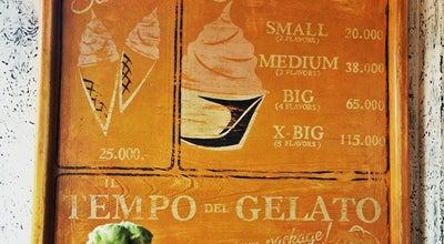 Photo of Ice Cream Shop Tempo Gelato at Jl. Prawirotaman, Yogyakarta, Indonesia