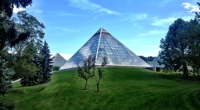 Photo of Museum Muttart Conservatory at 9626 96a St., Edmonton, AB T6C 4L8, Canada