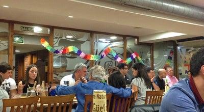 Photo of Spanish Restaurant Llagar El Güelu at C. Campomanes, 24, Oviedo 33009, Spain