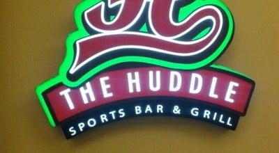 Photo of Sports Bar The Huddle Sports Bar & Grill at Inside Citymax Hotels, Al Barsha, Al Barsha 25030, United Arab Emirates