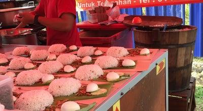 Photo of Food Truck Nasi Lemak Ejam at Ayer Keroh, Melaka, Malaysia