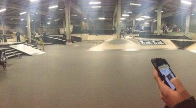 Photo of Skate Park Rampaffairz Skatepark at Vlamingstraat 6, Wevelgem, Belgium