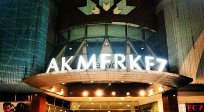 Photo of Mall Akmerkez at Kültür Mah. Nisbetiye Cad. No:54, Beşiktaş 34340, Turkey